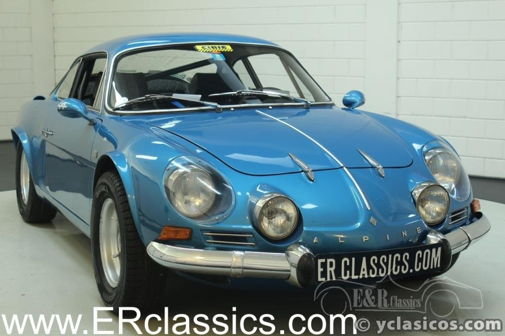 Renault Alpine A110 1973 in good condition