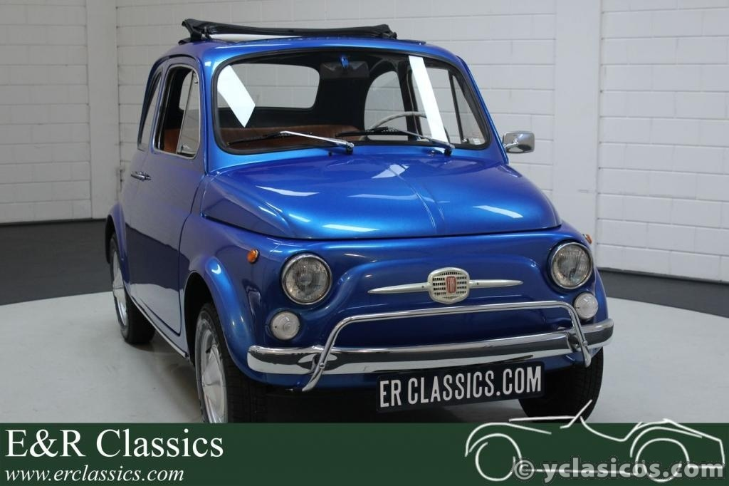 Fiat 500 L 1968 In beautiful condition