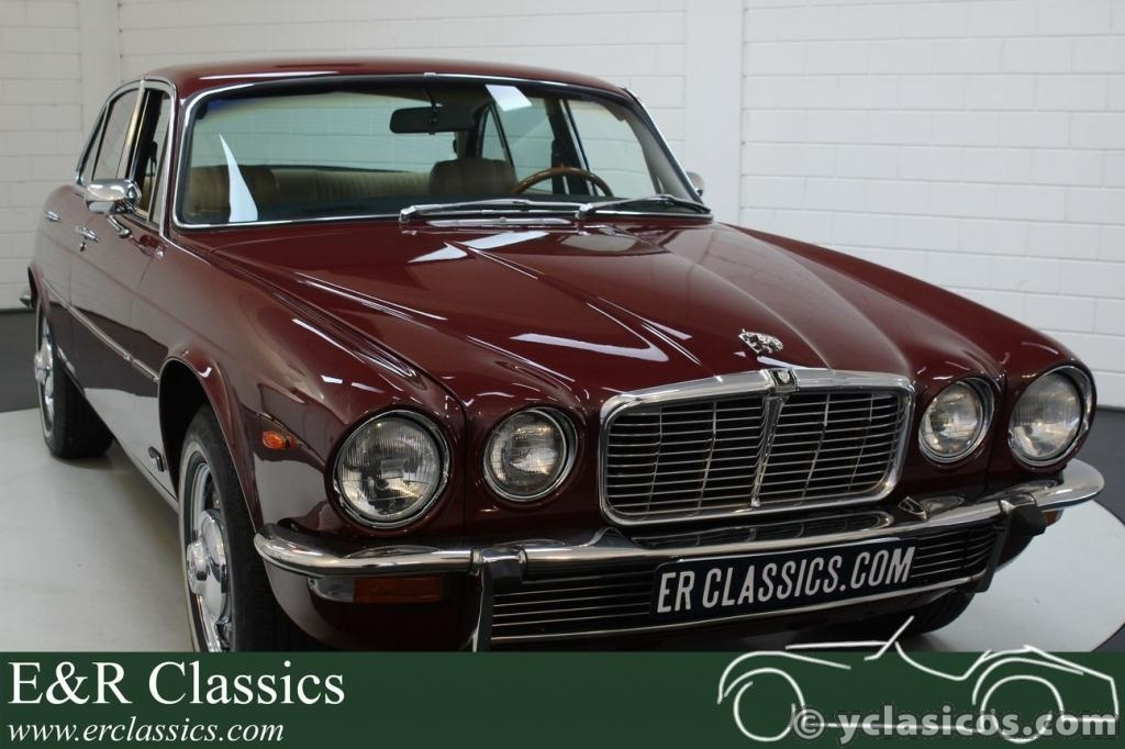 Jaguar XJ6 4.2 SWB 1974 Absolute top condition