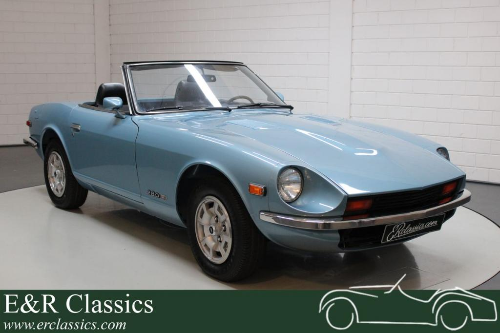 Datsun 280Z Cabriolet | Extremely rare | 1 owner | 1977