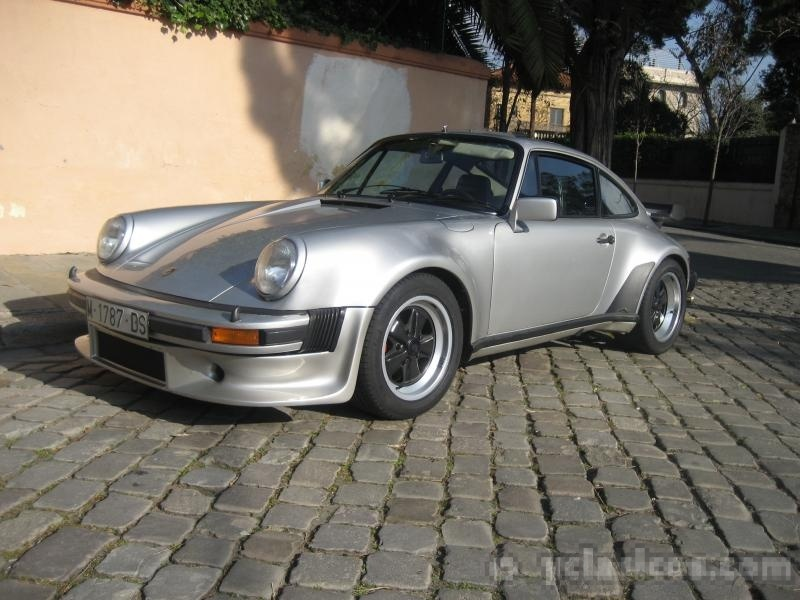 Vendo Porsche 930 Turbo del 1979